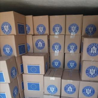 Defavorizatii barladeni, asteptati la pachetele alimentare de la UE