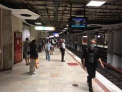 Defecțiune la stația de metrou Piața Romană. Echipele de intervenție sunt la fața locului