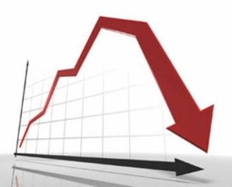 Deficitul bugetar a ajuns in primele sapte luni la 6,97 miliarde lei