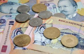 Deficitul bugetar a urcat la 0,83% din PIB in aprilie