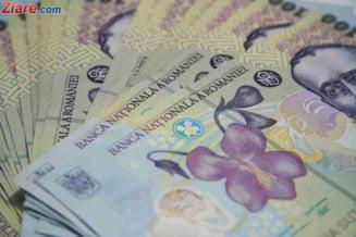 Deficitul comercial a crescut cu 35% in primele patru luni, la 5 miliarde de euro