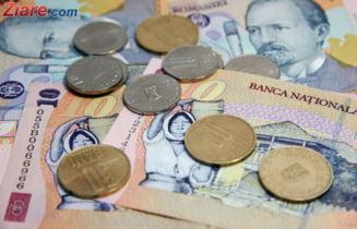 Deficitul de cont curent a scazut cu 23,7% in primele patru luni