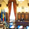 Defrisarile si securitatea de la granitele Romaniei, discutate in CSAT