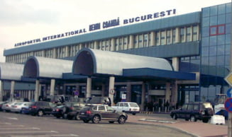 """Degajare de fum la Aeroportul """"Henri Coandă"""" din București"""