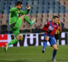 Degringolada totala la Steaua: Un titular se insoara in ziua unui meci decisiv!