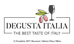 Degusta Italia, eveniment dedicat bucatariei si vinurilor italiene, are loc miercuri la Athenee Palace Hilton
