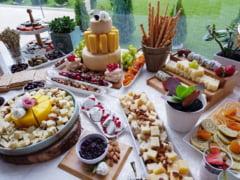 Degustari gratuite in acest weekend la Palatul Parlamentului, la cel mai important targ de nunti