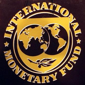 Delegatia FMI se intalneste cu Isarescu si un grup de ministri