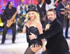 Delia Brenciu Danseaza printre stele