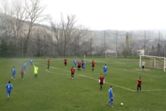 Delta Dobrogea Tulcea - Farul Constanta 0-0: Fotbal amical prea amical pe stadionul Cozma Zait