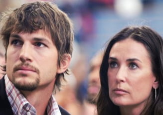 Demi Moore si Ashton Kutcher - in sfarsit, divorteaza