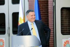 Demisia controversatului ministru de interne al Ucrainei, dupa mai multe scandaluri de coruptie