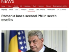 Demisia lui Tudose in presa internationala: Romania pierde al doilea premier in 7 luni. Dragnea isi mentine controlul