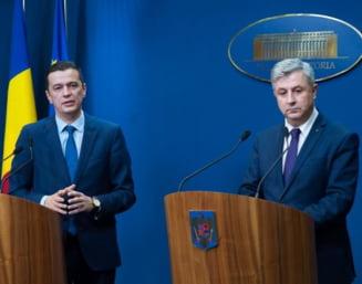 Demisii de onoare in guvern dupa adoptarea ordonantei Iordache: Romania nu poate progresa prin minciuna si dispret