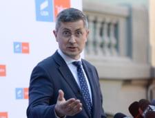 """Demisiile ministrilor USR PLUS nu au ajuns la Cotroceni. Barna: """"Presedintele mi-a spus ca atunci cand vor veni, le va accepta"""""""