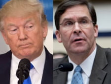 """Demnitari din Pentagon: """"Donald Trump se comporta ca un dictator"""". Cum a reactionat mediul militar din SUA dupa ce presedintele l-a demis pe ministrul Apararii pe Twitter"""