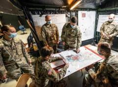 Demonstratie de forta in Balcani. SUA si Rusia desfasoara simultan exercitii militare in regiune