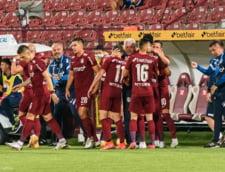 Denis Alibec, omul providential pentru CFR Cluj. Ardelenii, singura echipa cu punctaj maxim in Liga 1
