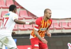 Denis Alibec a ratat un penalty si ramane fara gol marcat in campionatul Turciei