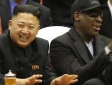 Dennis Rodman se intoarce in Coreea de Nord