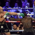 Deontay Wilder explica infrangerea cu Tyson Fury