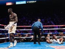 Deontay Wilder si-a pastrat centura WBC la categoria grea dupa un KO devastator (Video)