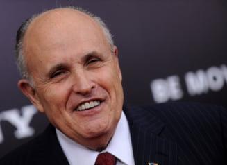 Departamentul de Justitie din SUA, pus sa verfice interventiile lui Giuliani pentru entitati straine, inclusiv in Romania