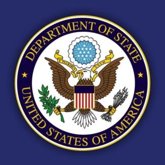 """Departamentul de Stat: SUA urmaresc """"indeaproape"""" evolutiile privind gazul romanesc din Marea Neagra"""