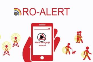 Departamentul pentru Situatii de Urgenta explica de ce sistemul Ro-Alert nu a anuntat tornada