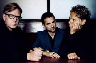Depeche Mode, album cu inregistrari dintr-un bordel