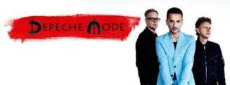 Depeche Mode, concert in Romania la anul