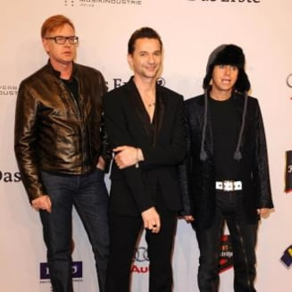 Depeche Mode a refuzat un premiu pentru intreaga cariera - vezi motivul invocat