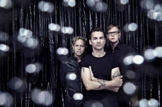 Depeche Mode scoate un album dupa 3 ani de pauza