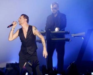 Depeche Mode vine cu scena din Germania, in 8 tiruri - ultimele detalii ale concertului