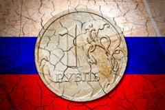 Deprecierea rublei a schimbat economia si viata rusilor pentru totdeauna (Grafice)