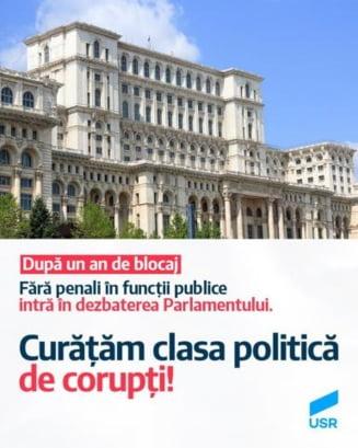 "Deputat Cristina Iurisniti: ""Fara penali in functii publice"" intra in dezbaterea Parlamentului"