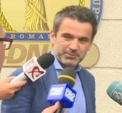 Deputat PNL audiat la DNA dupa un denunt fals impotriva lui Florentin Pandele