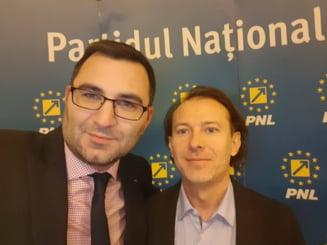 Deputat PNL susținător al lui Cîțu, scos de pe grupul de WhatsApp al filialei pro-Orban. Parlamentarul a întrebat despre finanțarea campaniei interne