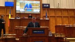 Deputat PSD: Motiunea este la muchie de cutit. Nici PSD-ul nu poate sa asigure 233 de voturi, nici Opozitia