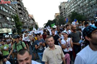Deputat PSD, catre protestatari: In migdale, concentratia de cianura e de trei ori mai mare decat la Rosia Montana