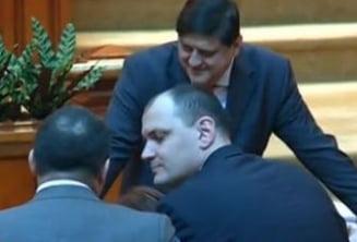 Deputat PSD, martor cu identitate protejata la DNA: Ghita ne-a santajat, Zgonea a permis filmarea votului