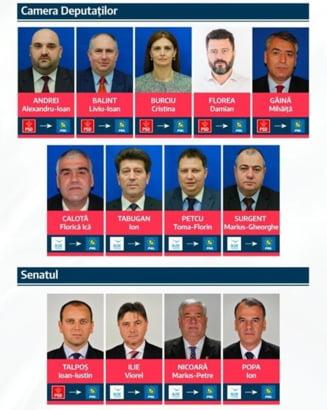 Deputat USR: 11,5% din actualul grup parlamentar PNL provine din PSD sau ALDE. Lista parlamentarilor traseisti