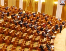 Deputatii Relu Fenechiu, Udrea sau Sebastian Ghita, cele mai multe absente la vot in 2013