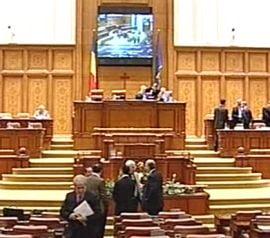 Deputatii au aprobat legea reorganizarii Guvernului
