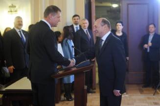 Deputatii au decis cand se reunesc pentru depunerea juramantului de catre Iohannis