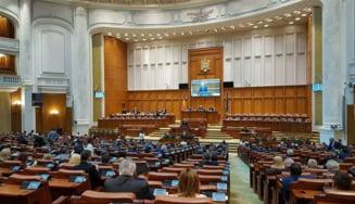 Deputatii au votat pe furis si in viteza Statutul magistratilor si amputarea Legii ANI. Opozitia acuza un grup infractional care saboteaza cu nemernicie Justitia