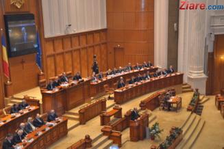 Deputatii cumpara un sistem nou audio-video pentru plen. Costa peste 400.000 de euro