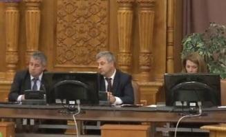 Deputatii juristi au respins cererea lui Basescu de reluare a votului in cazurile Borbely si Dobre (Video)