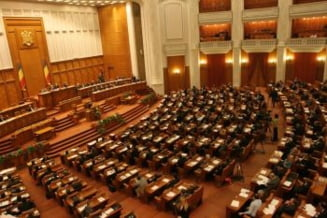 Deputatii s-au spalat pe maini de bugetul Camerei pe 2009