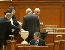 Deputatii voteaza ridicarea imunitatii lui Ion Stan